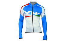 Northwave Extreme Graphic Jersey white/blue
